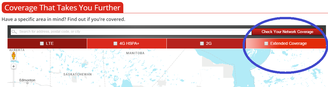 Solved Canadian Carriers Sign Domestic Roaming Agreement - Rogers us coverage map