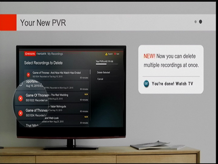 Your New PVR 2