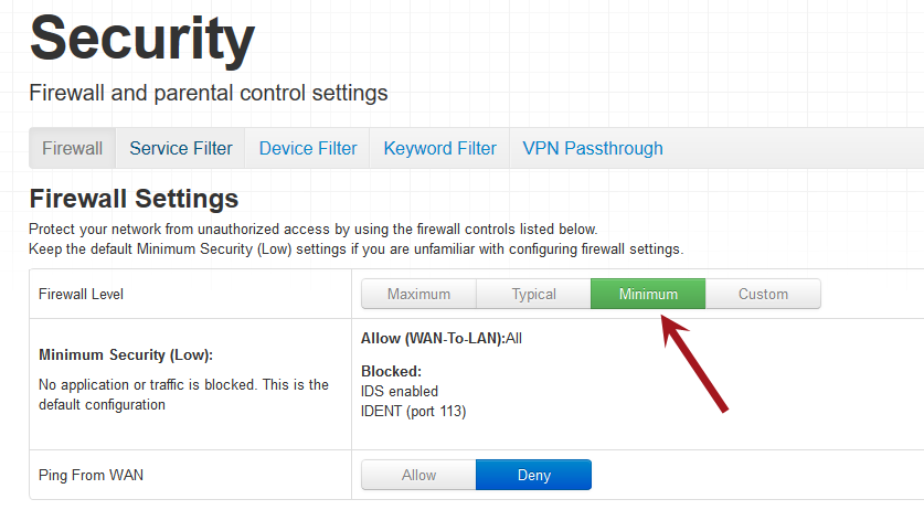 FEEDBACK - Rogers Rocket Wi-Fi Modem Firmware Tria