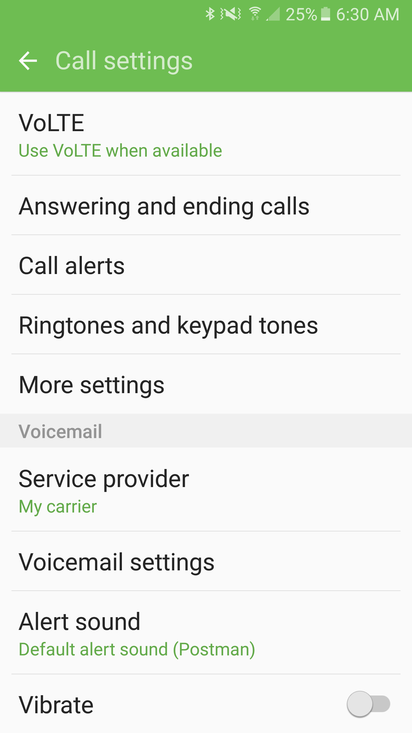 Solved: Unlocked Bell S7 and Roger's WiFi calling    - Page