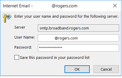 rogers yahoo email login problems